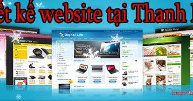 thiết kế website tại thanh hóa giá rẻ hoidaplagi