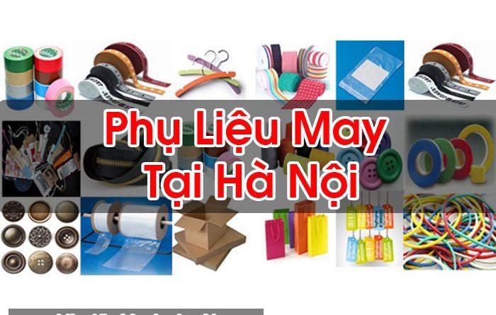 Phụ Liệu May Tại Hà Nội