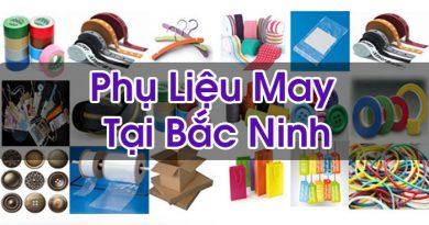 Phụ Liệu May Tại Bắc Ninh