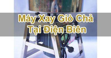Máy Xay Giò Chả Tại Điện Biên