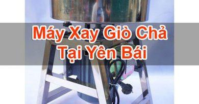 Máy Xay Giò Chả Tại Yên Bái