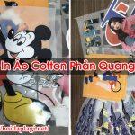In Áo Cotton Phản Quang Dịch Vụ Tốt Chất Lượng – Hỏi Đáp Là Gì BT