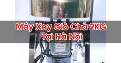 Máy Xay Giò Chả 2KG Tại Hà Nội