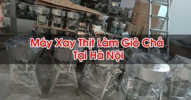 Máy Xay Thịt Làm Giò Chả Tại Hà Nội
