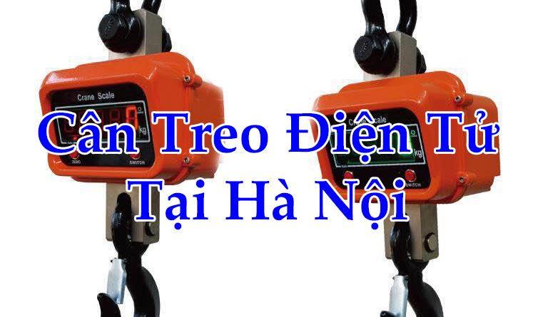Cân Treo Điện Tử Tại Hà Nội