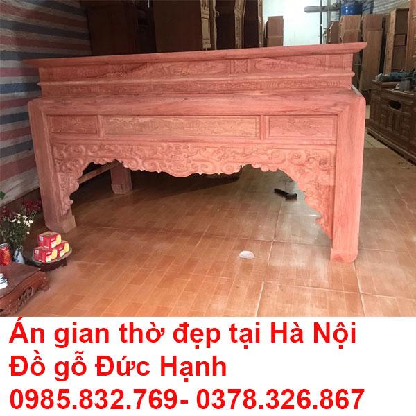 Án gian thờ tại Hà Nội