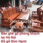 Bàn ghế gỗ phòng khách tại Hà Nội giá rẻ chất lượng cao- Hỏi đáp là gì?