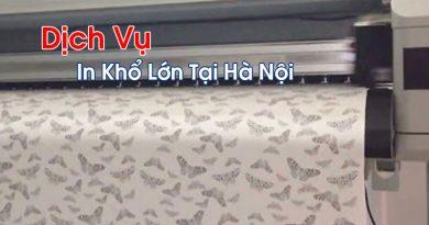 In Khổ Lớn Tại Hà Nội