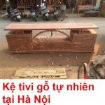 Kệ tivi gỗ tự nhiên tại Hà Nội giá tận xưởng tận gốc- Hỏi Đáp Là Gì